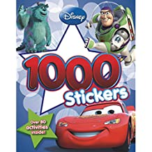 Disney 1000 Stickers