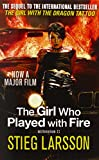 The Girl Who Played With Fire, Film Tie-In (Millennium trilogy)