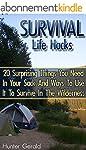 Survival Life Hacks: 20 Surprising Th...