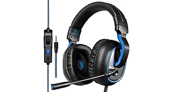 e827be8eb474 Sades R4 Stereo Gaming Headset for PS4