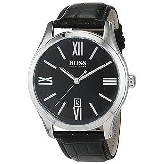 Hugo Boss – Reloj para hombre con correa de piel -1513022