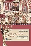 Geschichte der Juden im Altertum: Vom babylonischen Exil bis zur arabischen Eroberung - Klaus Bringmann