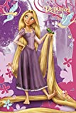 GB eye 61 x 91.5 cm Disney Princess Rapunzel Maxi Poster, Assorted