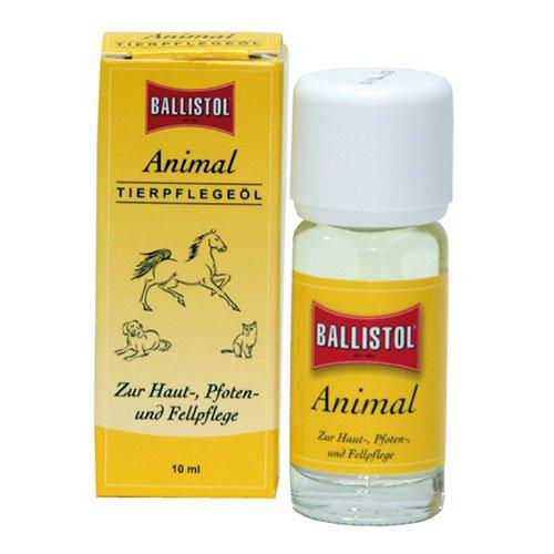 Ballistol animal Huile Vet. 10 ml d'huile