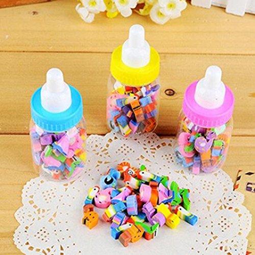 ni Cute Cartoon Nummer Gummi Bleistift Radiergummi für Kinder Schreibwaren Geschenk ()