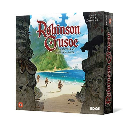Edge Entertainment EDGRC01- Robinson Crusoe