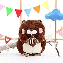 MeterMall Juguetes de marmota de Peluche Lindo Regalos de muñeca de marmota Relleno Suave para Adultos