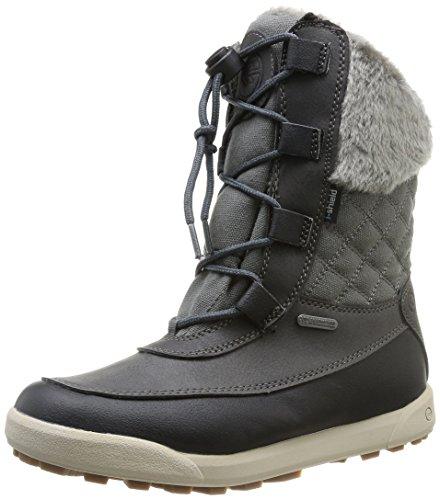 Hi-Tec Dubois 200 I Wp, Bottes de neige femme Gris (Coal/Charcoal)
