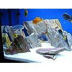 TM Aquatix Aquarium Sand White Fish Tank Gravel Natural Substrate (5kg, White 1-1,5mm) 5