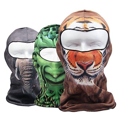 Thermal Fahrrad (Unter t-Gesichtsmaske Balaclava Fahrrad Thermal Maske Snood Hut)