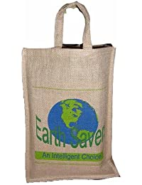 YRS Jute Shopping Bags, Color: Customize, Dimensions: 50.8 X 15.2 X 38.1 Cm ; 399 G