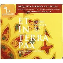 Rabassa: Et In Terra Pax (Musica Para La Catedral De Sevilla) ; Andueza, Obs, La Hispanoflamenca - Onofri