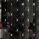 Moresave Quaste Fenstervorhänge Dekor wulstige Schnur Türvorhänge