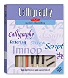 Calligraphy: Learn the Art of Beautiful Writing [With Nibs, Ink, Triangle, Paper Pad, GuidelineWith Catridge Calligraphy Pen, 4 Felt-Tip Pens] (Walter Foster Art Kits)