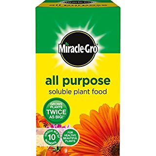 Miracle-Gro All Purpose Soluble Plant Food 1 kg Carton