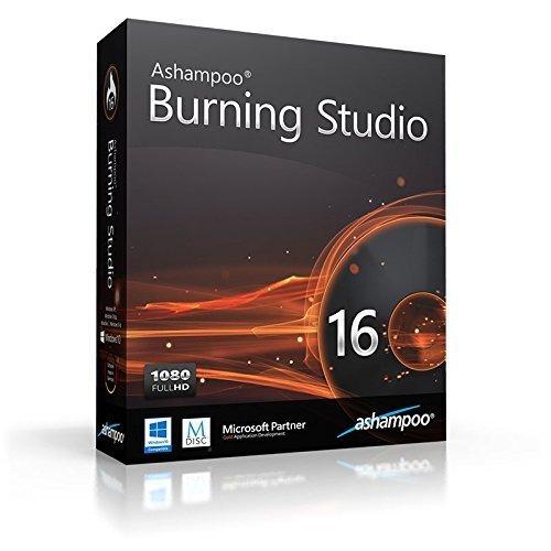Burning Studio 16 deutsche Vollversion (Product Keycard ohne Datenträger)
