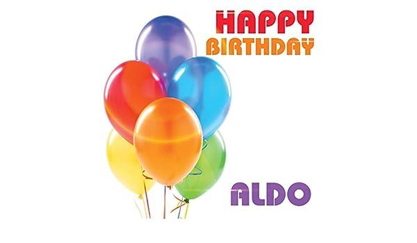 Happy Birthday Aldo by The Birthday