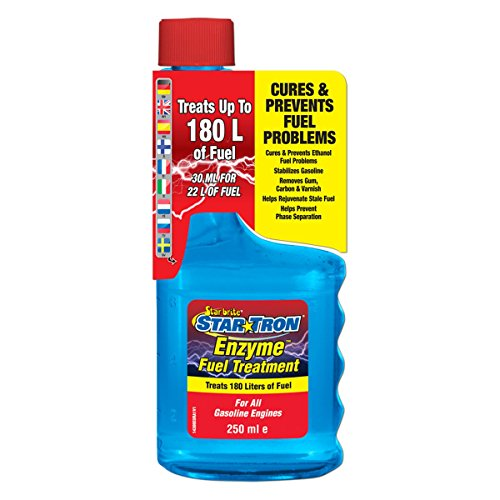 Motorcycle Star Tron Fuel Additive Enzyme Treatment - 250ml