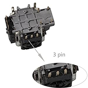 Timorn Pack of 2 3D Analog Wireless Controller Rocker for PlayStation 4 PS4 Controller