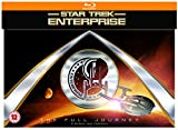 Star Trek: Enterprise - Blu-Ray Box Set (24 Blu-Ray) [Edizione: Regno Unito] [Reino Unido] [Blu-ray]