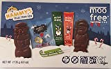 Moo Free Hammy's Selection Box 135g - DAIRY FREE CHOCOLATES