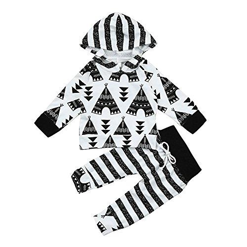 (Beikoard Babyzelt-Set Mädchen Junge Kleinkind Baby Born Kleidung Set)