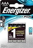 Energizer E301321400  Max Plus  Micro (AAA) 4 Stück Chrom