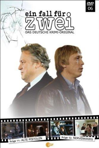 DVD 06: Alte Pistolen / Nervenkrieg