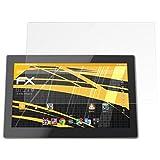 atFolix Schutzfolie für Xoro MegaPad 1854 Displayschutzfolie - 2 x FX-Antireflex blendfreie Folie