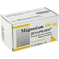 Magnesium 100 mg Jenapharm Tabletten 50 stk preisvergleich bei billige-tabletten.eu
