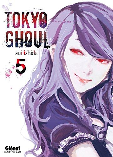Tokyo Ghoul - Tome 05 (Shônen) por Sui Ishida