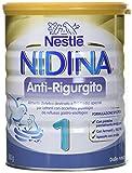 NESTLÉ NIDINA 1 AR dalla nascita Alimento dietetico destinato a fini medici speciali per lattanti con accertata patologia da reflusso gastro-esofageo latta 800g