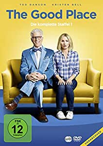 The Good Place - Season 1 [4 DVDs]