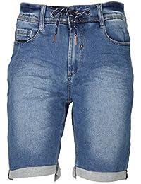Urban Surface Herren Bermuda Shorts Jogg-Style
