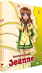 Kamikaze Kaitou Jeanne, Vol. 3, Episoden 23-33 (2 DVDs)