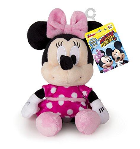 Minnie Mouse 182394MM2 Classic Mini Plüsch, Rose