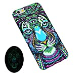 Jinberry Totem Matte Coque Lumineuse pour iPhone 7 (4.7