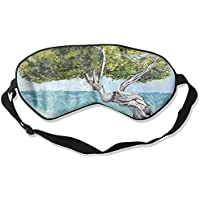Bastract Divi Tree Painting 99% Eyeshade Blinders Sleeping Eye Patch Eye Mask Blindfold for Travel Insomnia Meditation preisvergleich bei billige-tabletten.eu