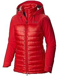 Columbia hombre heatzone 1000TurboDown con capucha chaqueta
