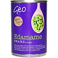 Geo | Edamame Beans In Water | 6 x 400G