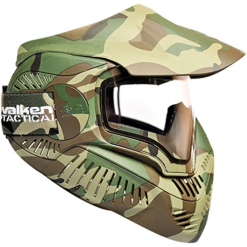 Sly Paintball Maske Annex MI-7, Woodland Thermal, 1393 (Woodland Thermal)