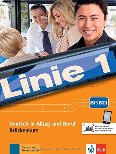 Linie 1 b2.1, libro del alumno y ejercicios