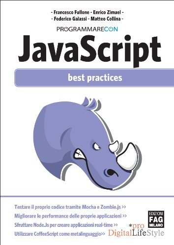 Programmare con JavaScript. Best Practices (Programmarecon)