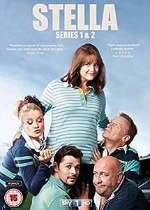 Stella - Series 1-2 [DVD] [2012]