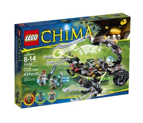 LEGO Chima 70132 Scorm's Scorpion Stinger by LEGO