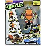 Tortugas Ninja - Tmnt mutation vehiculos con tortuga Leonardo (Giochi Preziosi TUM05221)