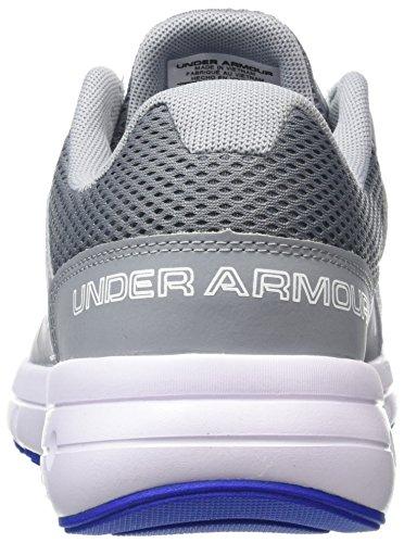 Under Armour Ua Dash Rn 2, Chaussures de Running Homme Gris (Steel 036)