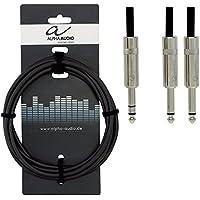 Alpha Audio Pro Line - Cable de insert, 1.5 m