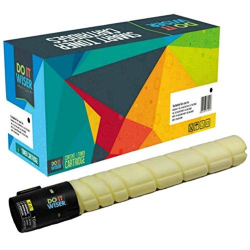 Do it Wiser Toner Kompatibel Gelb zu Konica Minolta Bizhub C220 C280 C360   TN216Y TN319Y A11G231 A11G230