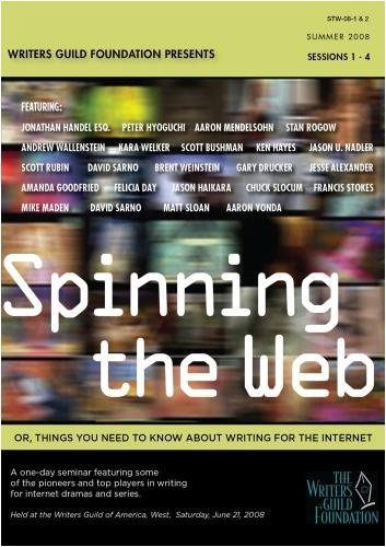Spinning the Web (four-disc set) Spinning-dvd-set